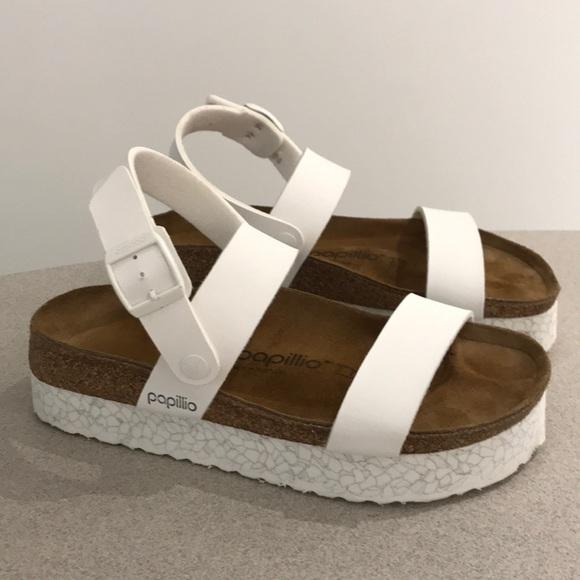 34ab7374050 Birkenstock Shoes - Birkenstock Papillio Sandals